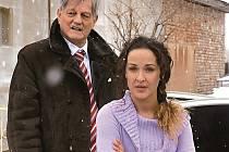 DÍVČÍ SEN. Petra Molnárová hraje v seriálu Stopy života mladou nezkušenou dívku Andru.