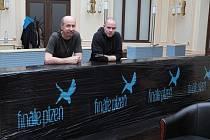 V neděli startuje plzeňské Finále, Měšťanská Beseda už je připravena