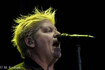 Koncertní turné skupiny Offspring, srpen 2017
