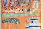 Příběh Oldřicha a Boženy v Dalimilově kronice
