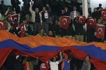 Arménští fotbaloví příznivci