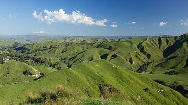 Cestování vsedě - Nový Zéland