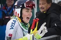 Mikaela Shiffrinová.