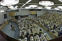 Ruský parlament. Ilustrační foto