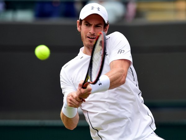 Denkcz Andy Murray Na Wimbledonu Fotogalerie