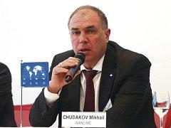 Michail Čudakov, ředitel moskevské pobočky mezinárodní organizace WANO