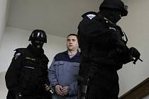 David Berdych u soudu v Praze