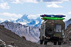 Expediční kamera v Jihlavě