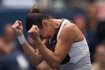 Flavia Pennettaová je ve finále US Open