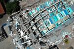 Indonéský ostrov Sulawesi zasáhlo zemětřesení a tsunami