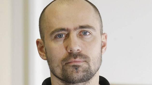 Ředitel vládní Agentury pro sociální začleňování Martin Šimáček.