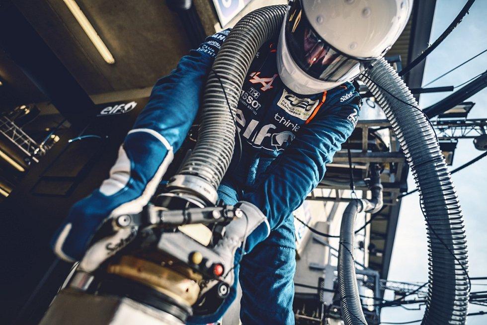 24 hodin Le Mans.