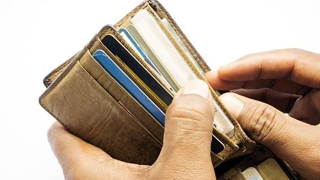 Peněženka - ilustrační foto.