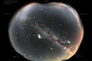 Americký Národní úřad pro letectví a vesmír (NASA) znovu zaujala fotografie Petra Horálka