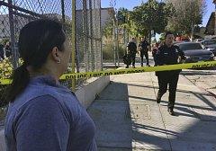 Policie uzavřela oblast, v níž ke střelbě došlo