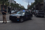 Policie zasahuje v restauraci v Charlestonu