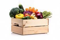 Zelenina - ilustrační foto.