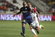 Slavie podlehla v prvním zápase Nikósii 0:2.