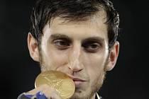 Poslední zlato v taekwondu na olympijských hrách v Riu de Janeiro získal Radik Isajev z Ázerbájdžánu.
