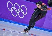 Kanaďanka Isabelle Weidmann na medaili nedosáhla.