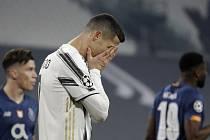 Cristiano Ronaldo po dalším neúspěchu Juventusu