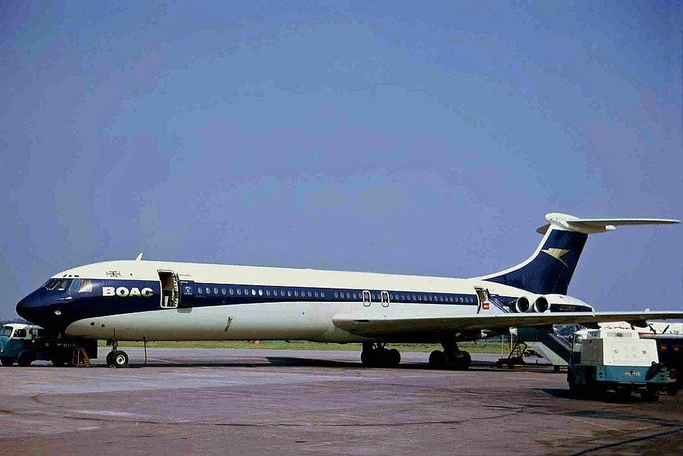 Vickers Super VC 10