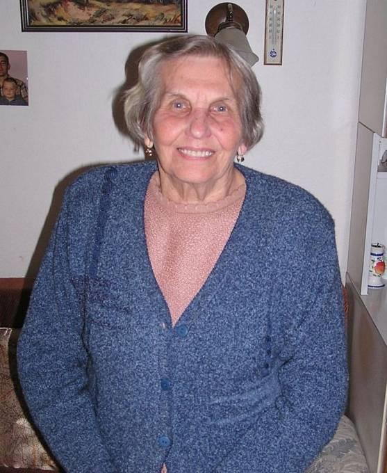 Antonie Kechrtová v dubnu 2006