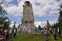 Bismarckova věž u Chebu