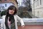 Asijští turisté v Praze