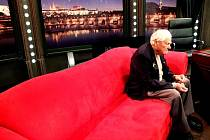 Jiří Brady na TV Prima.