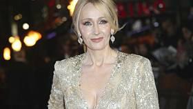 Britská spisovatelka J.K. Rowlingová