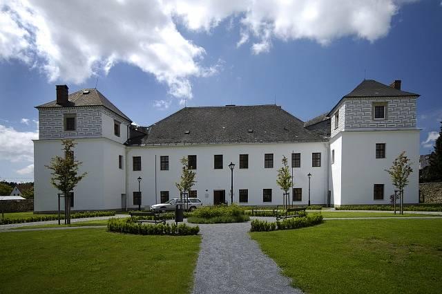 zámek Vidnava