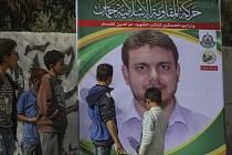 Hamás si připomíná zastřeleného člena