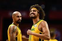 Brazilští basketbalisté