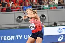 Irena Šedivá ve finále mistrovství světa