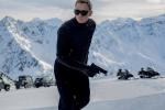 Daniel Craig jako agent 007 James Bond ve filmu Spectre