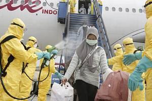 Nebezpečný koronavirus - Ilustrační foto