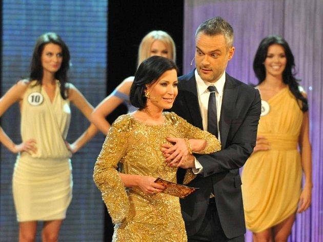 Finálový večer soutěže Česká Miss 2012, Česká Miss World 2012a Česká Miss Earth 2012se konal 31.března vPraze.