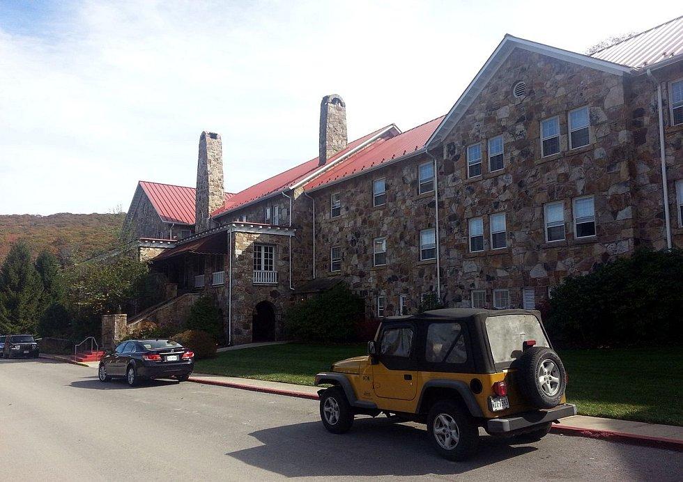 Mountain Lake Lodge - hlavní budova