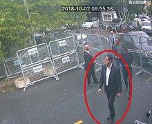 Jeden z patnácti Saudských Aurabů, kteří jsou podezřelí z vraždy novináře na konzulátu v Istanbulu.