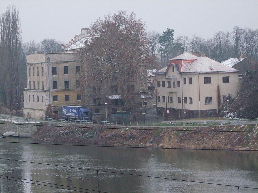 Radimského mlýn v Kolíně