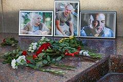 Ruští novináři zavraždění ve Středoafrické republice