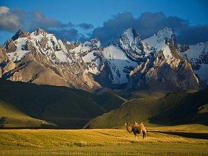 Ne nadarmo se Kyrgyzstánu přezdívá asijské Švýcarsko.