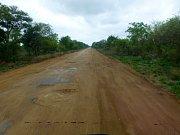 Africké silnice