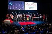 Konference TEDxPrague v roce 2015