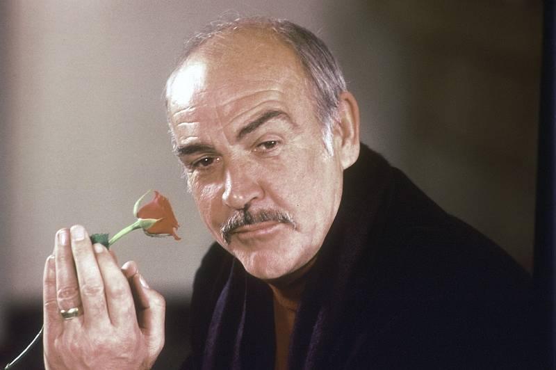 Zemřel herec Sean Connery