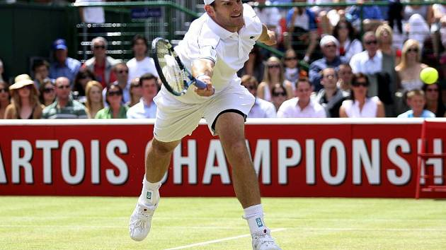 Ilustrační foto - tenis (Andy Roddick)