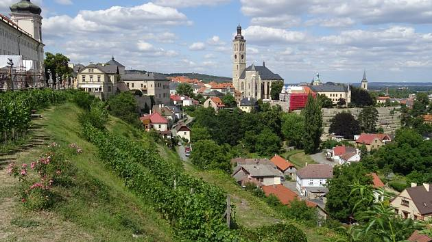 Kutná Hora, město, kde se narodil básník Jiří Orten
