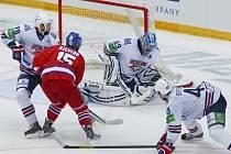 Lev Praha vs. Magnitogorsk: Justin Azevedo