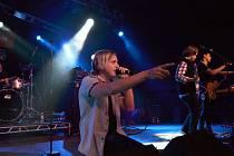 Na festival se chystá hvězdná americká kapela Awolnation.
